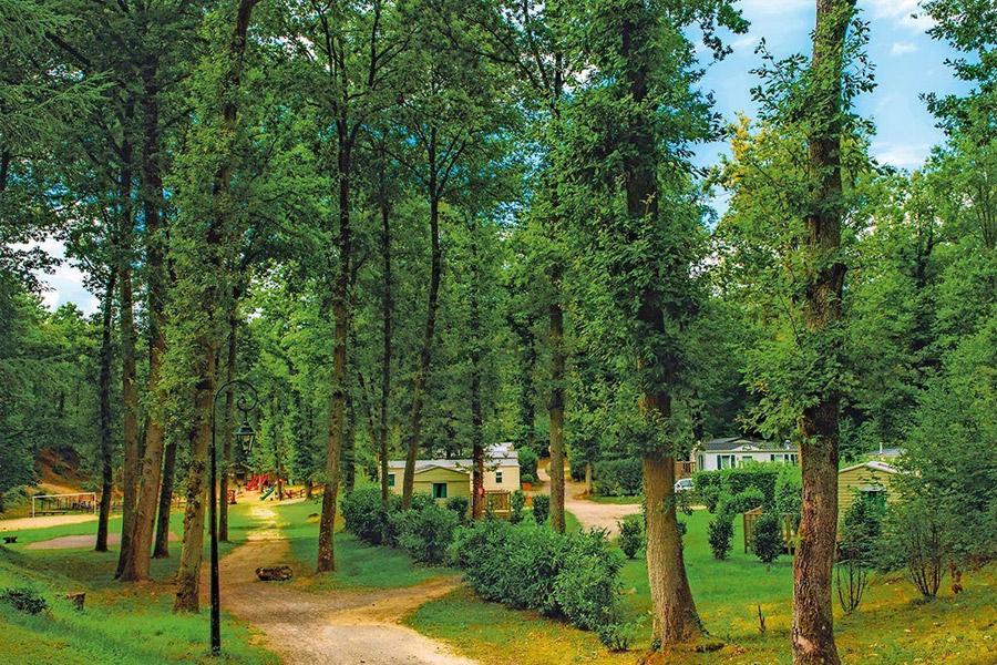 Aide Tourisme Essonne - Hébergements : Camping