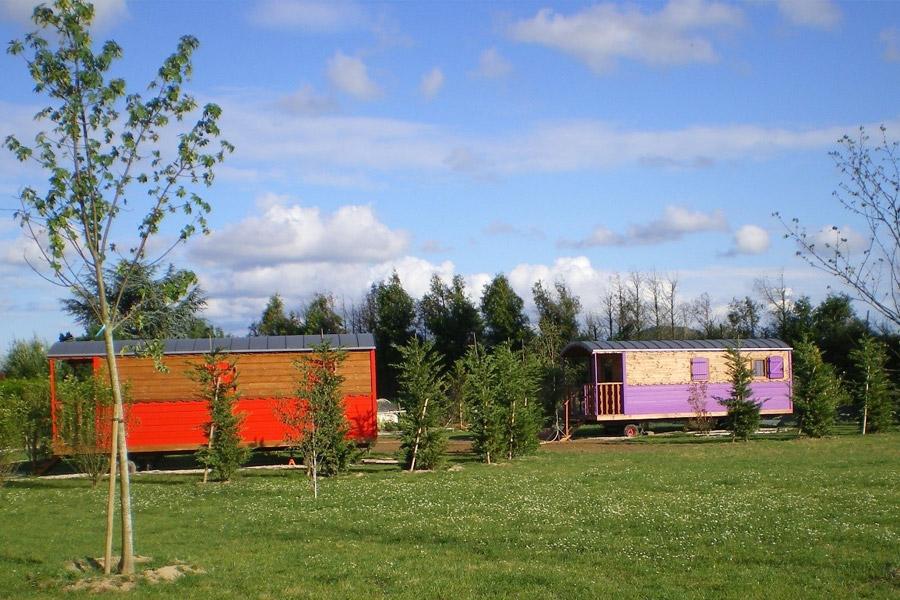 Aide Tourisme Essonne - Hébergements insolites