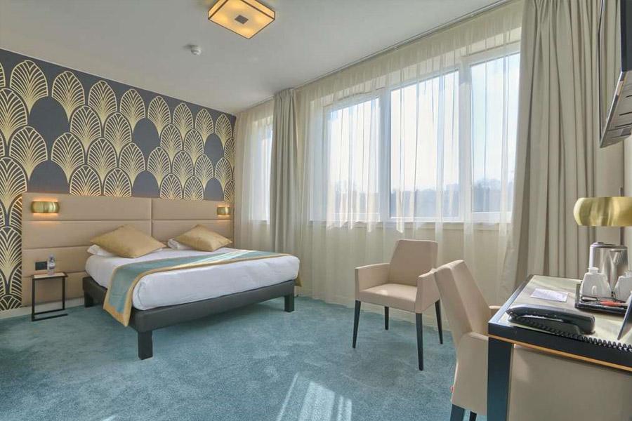 Aide Tourisme Essonne - Hébergements : hôtel